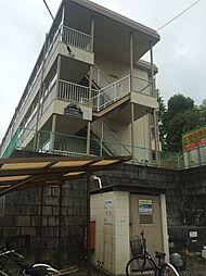 東京都八王子市狭間町の賃貸マンションの外観