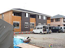蓮町ヴィレッジI[201号室]の外観