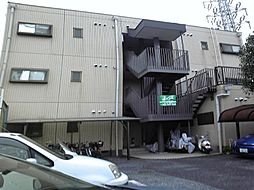 加藤マンション[101号室]の外観