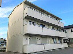 レフィナードカルチェA棟[1階]の外観