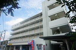 青木葉センタービル[205号室]の外観