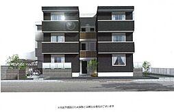 仮)D-room西難波町[3階]の外観