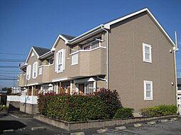 和歌山県岩出市高塚の賃貸マンションの外観