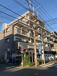 東京都練馬区三原台1丁目の賃貸マンションの外観