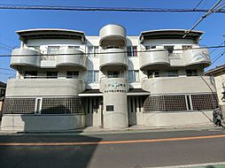 大澤マンション[3階]の外観