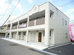 鹿児島県霧島市隼人町姫城1丁目の賃貸マンションの外観