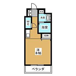 サン・錦本町ビル[2階]の間取り