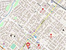地図,1K,面積20.05m2,賃料2.9万円,札幌市営東西線 琴似駅 徒歩3分,札幌市営東西線 二十四軒駅 徒歩14分,北海道札幌市西区琴似一条6丁目3番24号