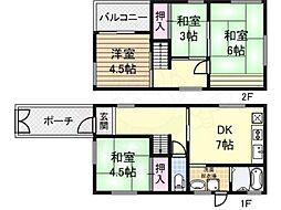 西中島南方駅 7.0万円