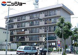 仲田苑[5階]の外観