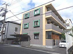 ベルテAKI[2階]の外観