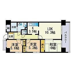 室見駅 9.7万円