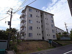 竹山団地1702号棟[221号室]の外観