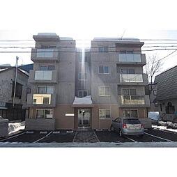 札幌市営南北線 中島公園駅 徒歩18分の賃貸マンション