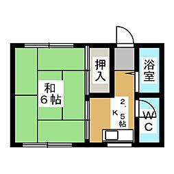 亀島駅 3.8万円