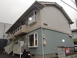 埼玉県さいたま市北区宮原町4丁目の賃貸アパートの外観