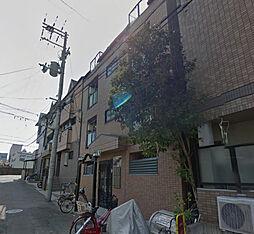 大阪府大阪市鶴見区諸口1丁目の賃貸マンションの外観