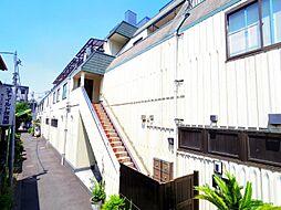 クレードル亀有II[3階]の外観