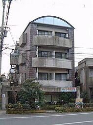カルフールヤマザキ[4C号室]の外観