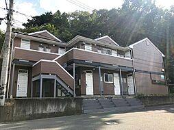 宮城県仙台市泉区八乙女中央5丁目の賃貸アパートの外観