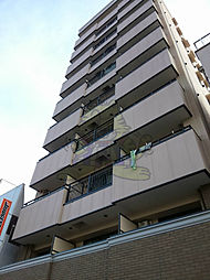 TKアンバーコート宿院[8階]の外観