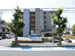 シャトー富松[2F号室]の外観