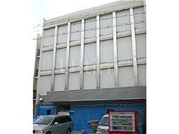 京都府京都市左京区岡崎北御所町の賃貸マンションの外観