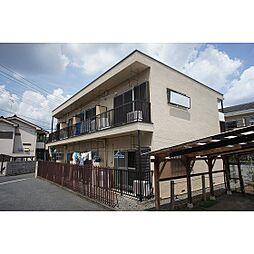 東京都杉並区高井戸西1丁目の賃貸アパートの外観