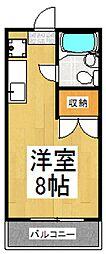 ツインマアSHIMIZU[2階]の間取り