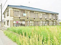松美第2マンション[201号室]の外観