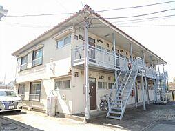 東京都足立区伊興5丁目の賃貸アパートの外観