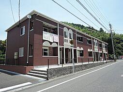 福岡県北九州市八幡西区市瀬3丁目の賃貸アパートの外観