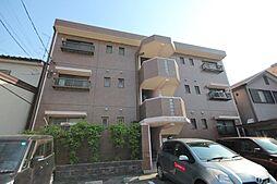 愛知県名古屋市中川区中野新町5丁目の賃貸マンションの外観