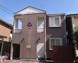 信開セルーラ道下[105号室]の外観