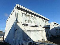 サンシティ倉林B[2階]の外観