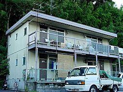 京都府京都市伏見区桃山町泰長老の賃貸アパートの外観