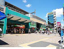 阿佐ケ谷駅(現地まで800m)