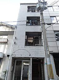 ナニワマンション[3階]の外観