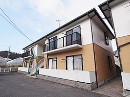 広島県安芸郡海田町寺迫2丁目の賃貸アパートの外観