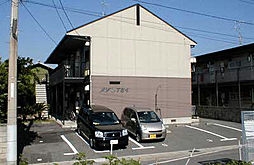 山口県下関市梶栗町1丁目の賃貸アパートの外観