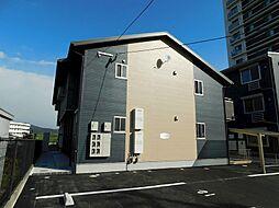福岡県北九州市小倉南区下曽根2丁目の賃貸アパートの外観
