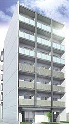 アイルルシェール錦糸町[402号室]の外観