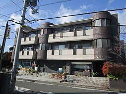 大阪府三島郡島本町広瀬1丁目の賃貸マンションの外観