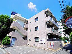 東京都練馬区高野台3丁目の賃貸マンションの外観