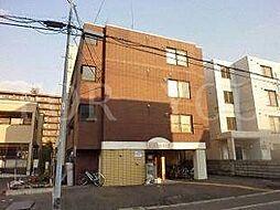 北海道札幌市北区北二十七条西5丁目の賃貸マンションの外観