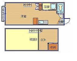 住吉駅 3.3万円