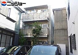 シャトレ三条[2階]の外観