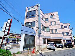 埼玉県新座市馬場3丁目の賃貸マンションの外観