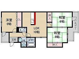 マンションアメニティPart2[1階]の間取り