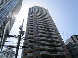 ベルファース大阪新町[20階]の外観